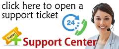 Click to Create Support Ticket