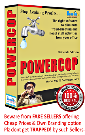 POWERCOP 2018 BEST PC MONITORING TRACKING RECORDING SOFTWARE